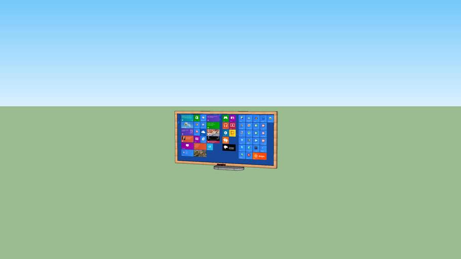Monitor de Bambu com Windows 8