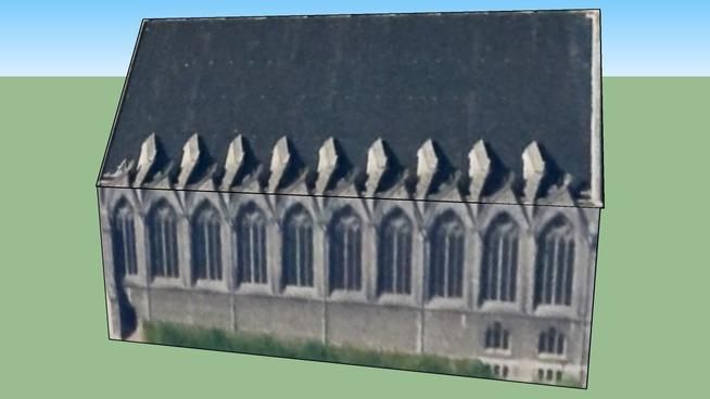 此建築物位於 1200比利時