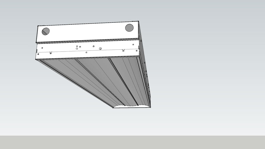 AXIS Wave 1x4 Recessed