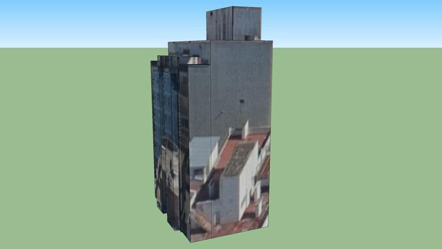 Building in Almirante Brown 2201-2299, Mar del Plata, Buenos Aires Province, Argentina