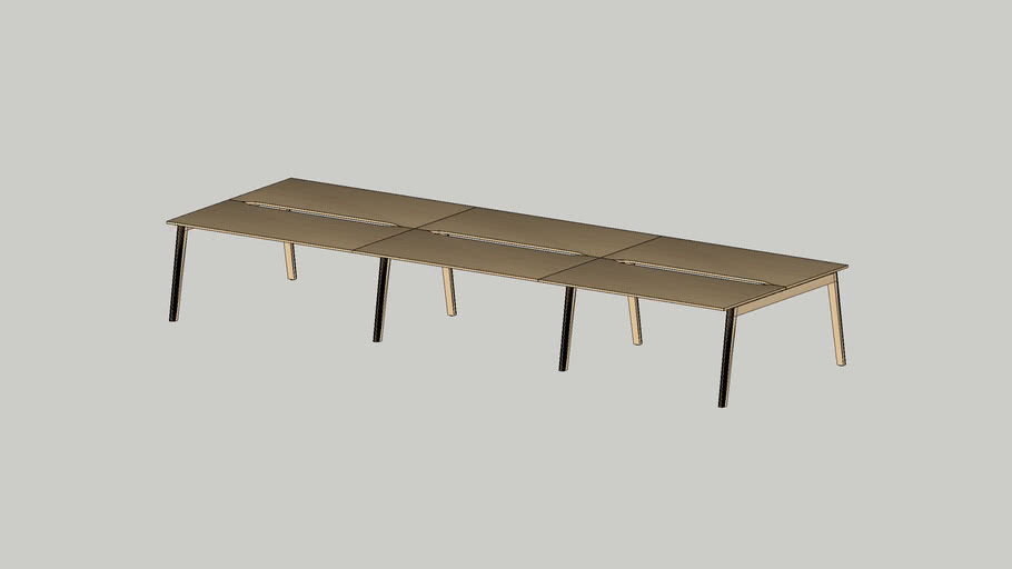 ROOT working bench 4800x1625 cutout