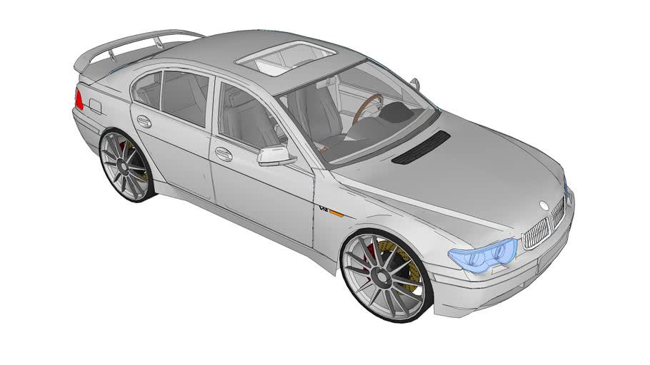 BMW 760i (Modified)