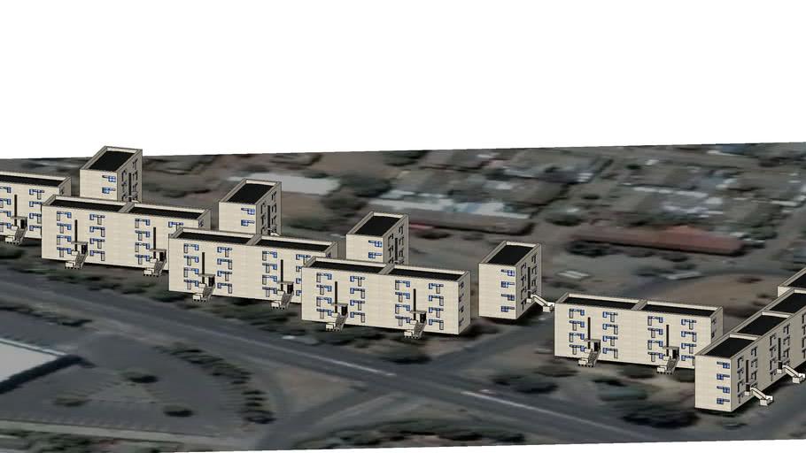 Edificios Manuel Larraín