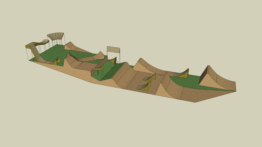 Mountain Bike Slopestyle