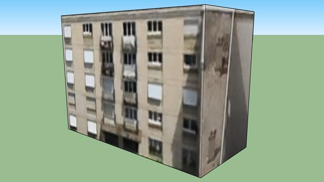 Edifício da 69600 Oullins, França
