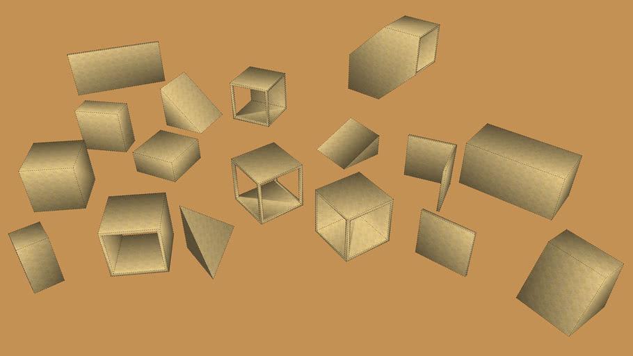 Building Pieces