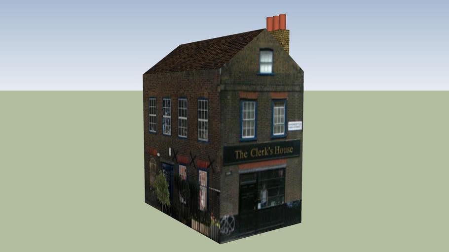 The Clerk's House, Shoredtich, London, UK