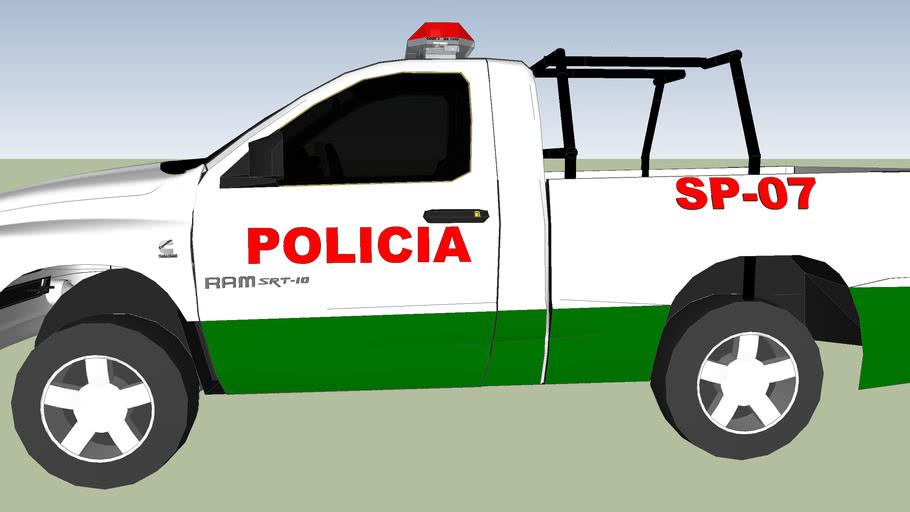 patrulla de seguridad publica y transito policia  municipal de jalisco