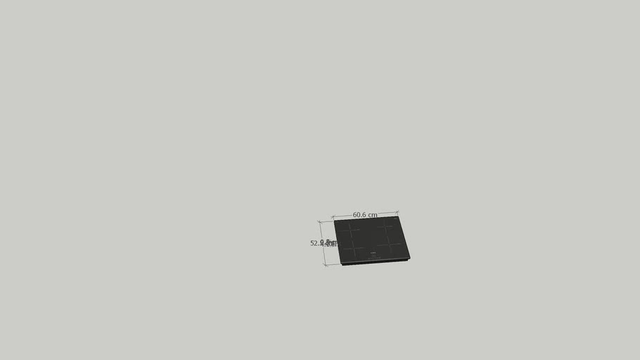 PU-series Bosch Cooktop 2020