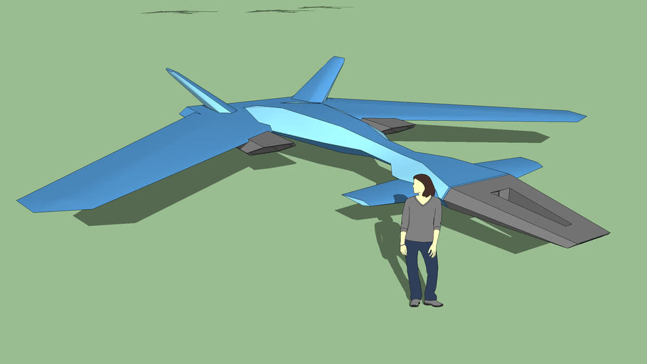 Fighter/Interceptor Drone