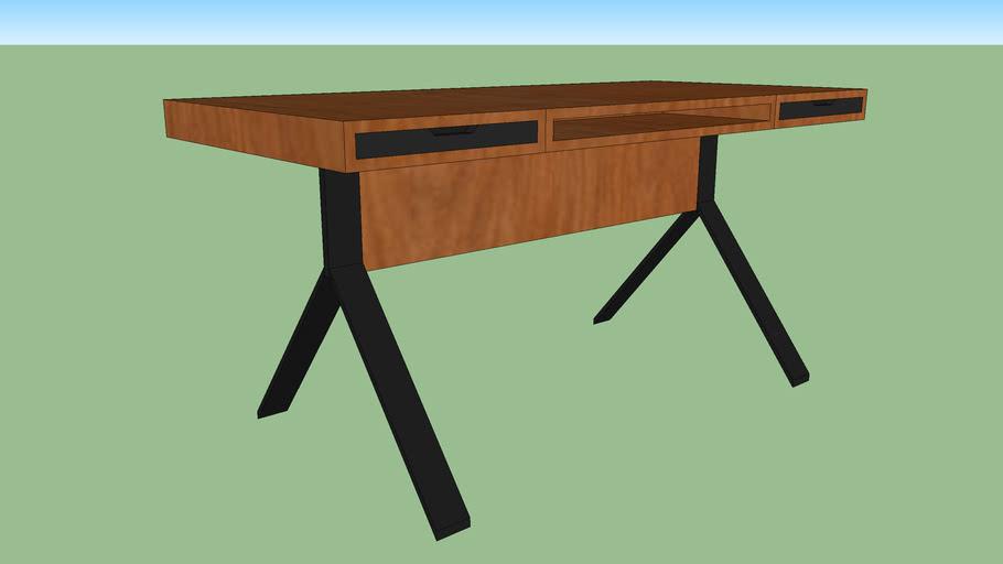 Scandesign BDI Modica 6341 Desk