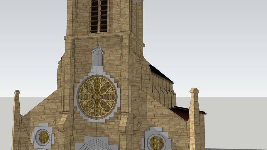 VILLARS CHURCH / EGLISE (avant travaux de 2006)