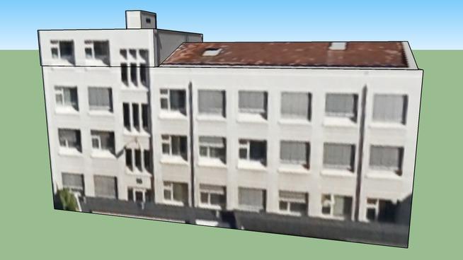 Bâtiment situé 69190 Saint-Fons, France
