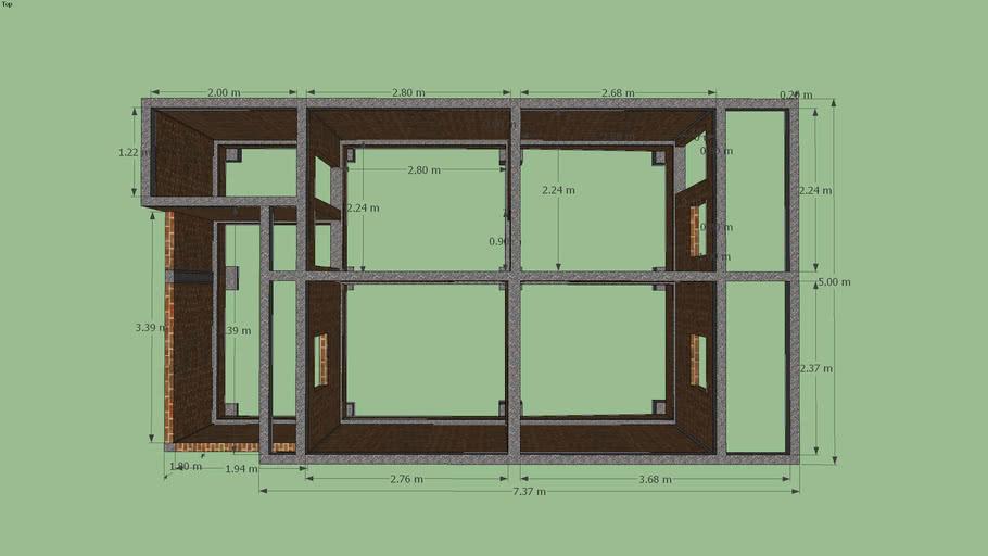 estrutura da casa de passira pernambuco brasil