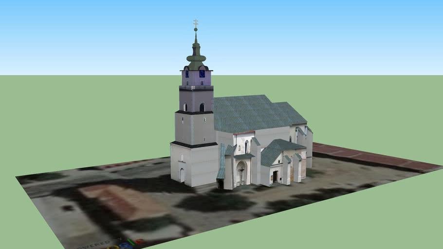 Farský kostol Prievidza - sv. Bartolomeja