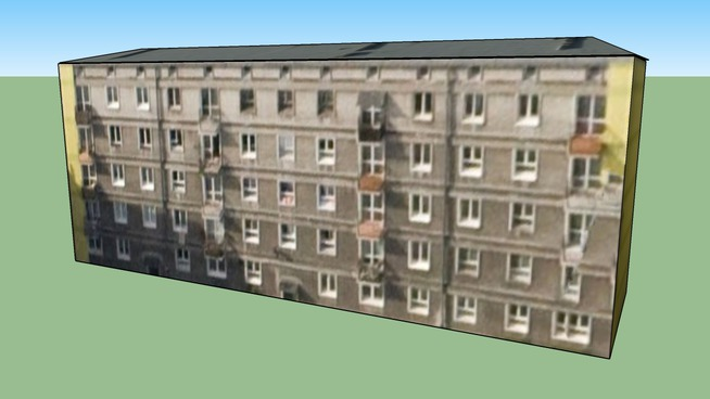 Ēka adresē Polija