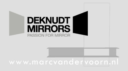 Designs for DeKnudt mirrors