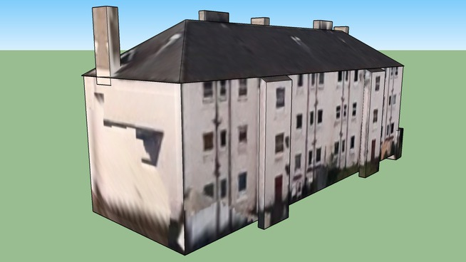 Building in Edinburgh EH6 8JJ, UK