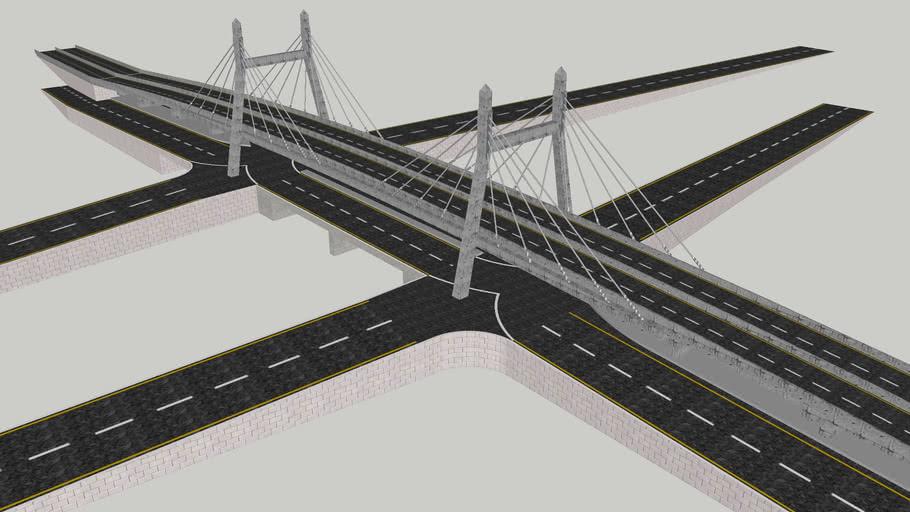 LDP Cable Bridge