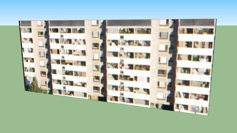 Construção em Helsinki, República da Finlândia