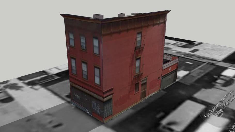 Building in Kings NY
