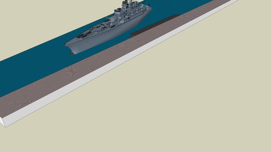 Tulcea military port
