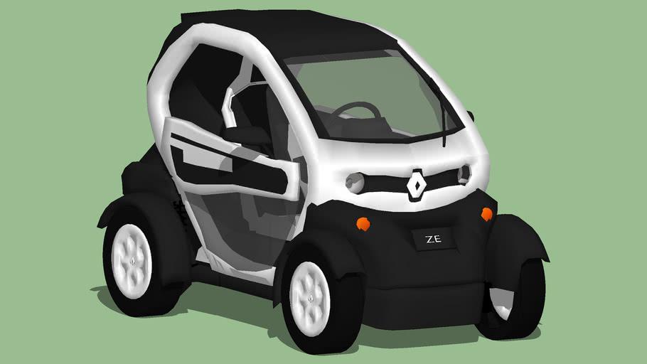 2011 Renault Twizy Z.E.