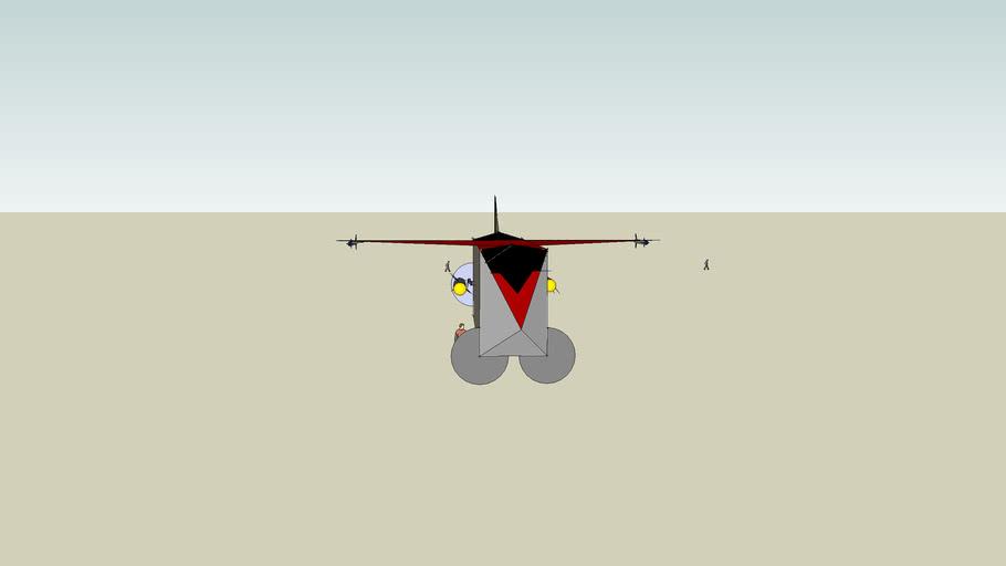 my aeroplane CA-1