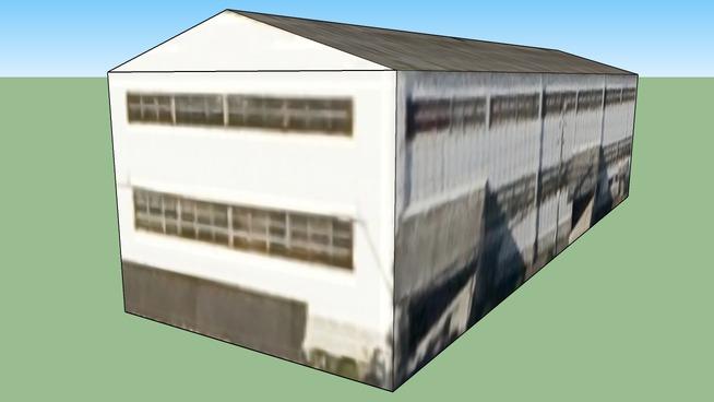 Building in 〒604-8437