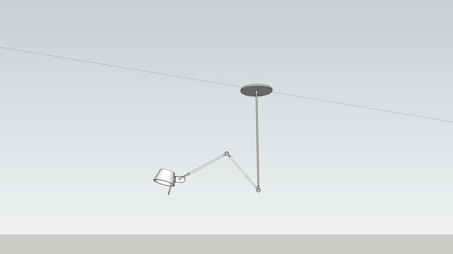 Ceiling Arm Lamp