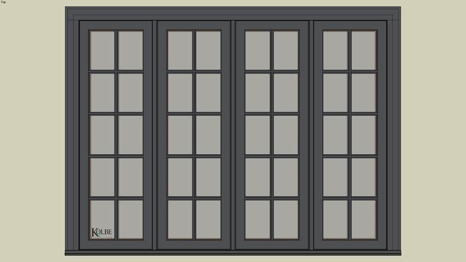 """Kolbe Ultra Casement KUN45 (F.S. 6'-8"""" x 5'-0"""" R.O. 6'-8 1/2"""" x 5'-0 1/2"""")"""