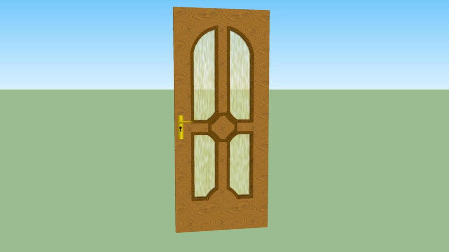 porte d'entrée 400 - front door 400