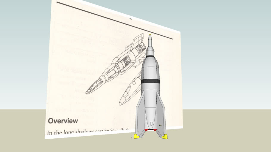 Rocket A 12