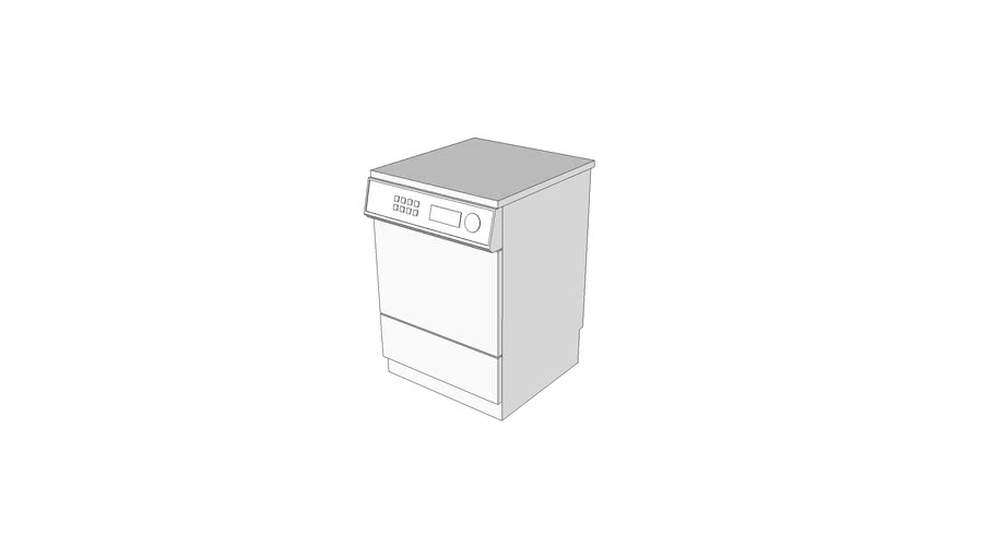 S0965 - Washer-Disinfector, Dental