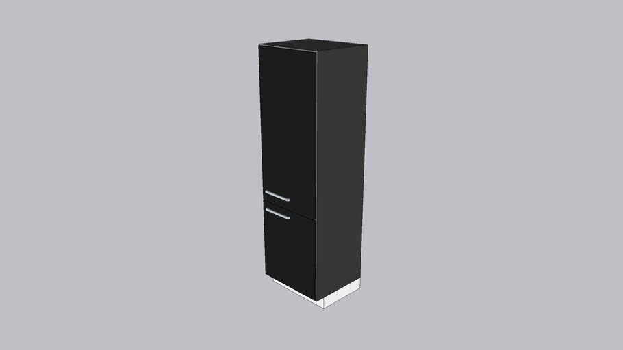 Cozinha Kappesberg Urban - Paneleiro 600mm