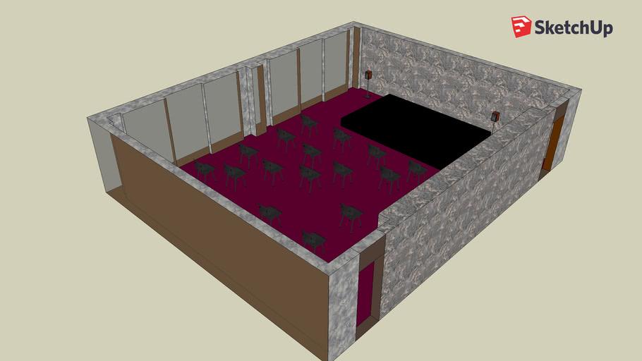 business school floor plan 2