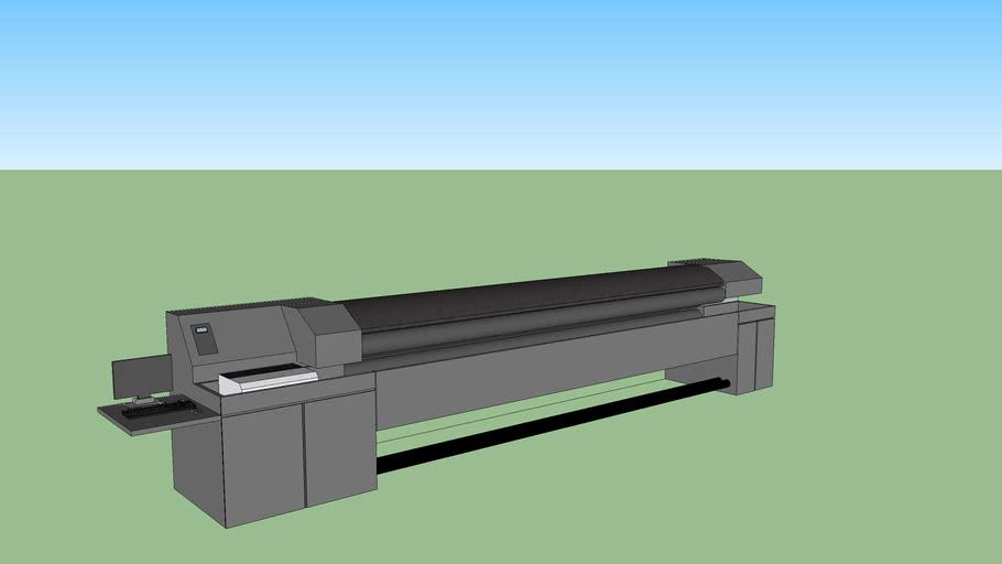 EFI-VUTEk UV5330 Printer