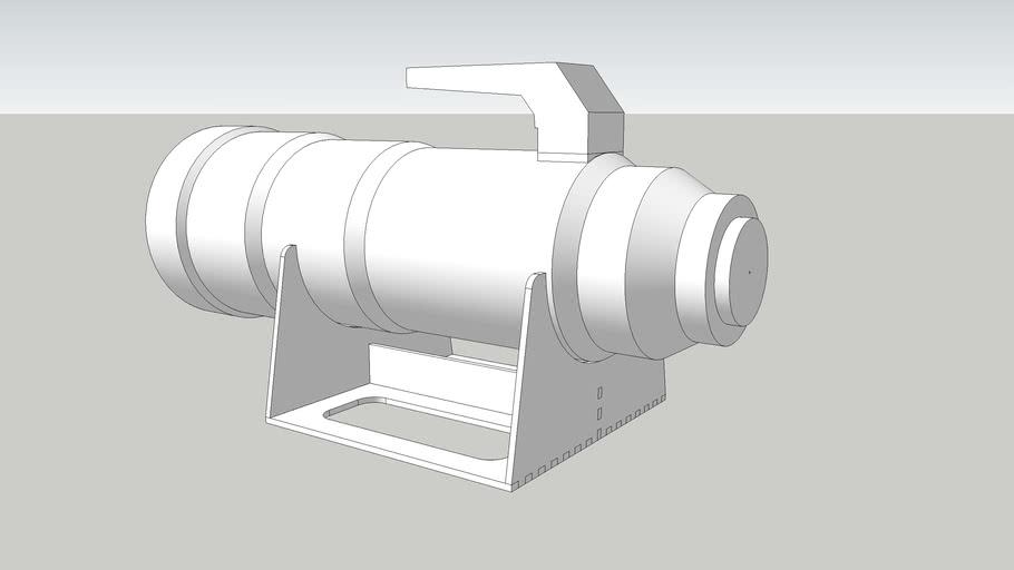 Sony 200-600mm Lens Cradle