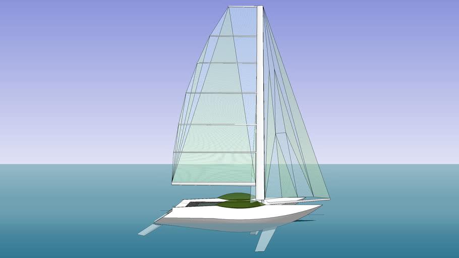Catamaran - Experimental
