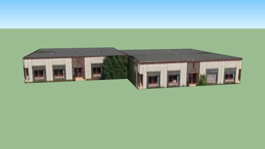 Building in 69200 Vénissieux, France