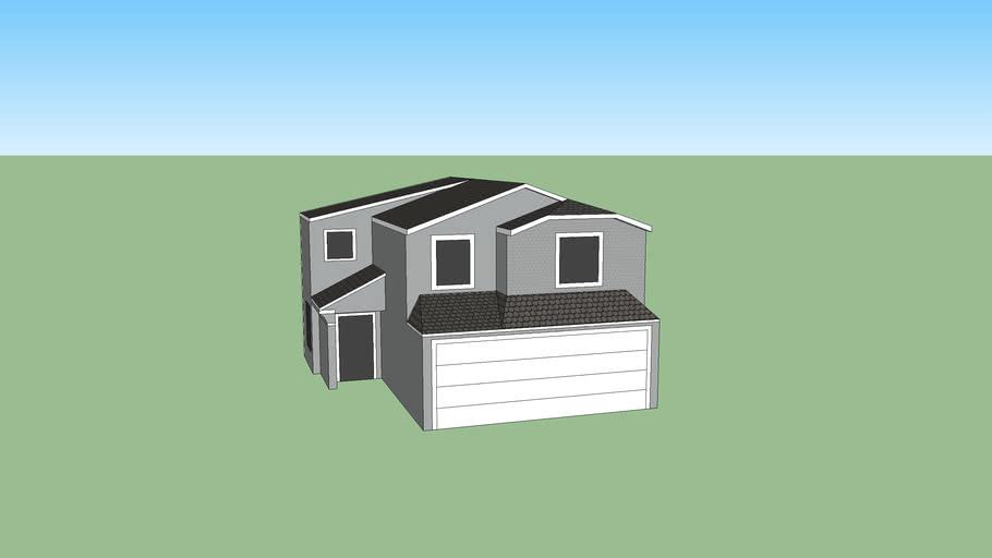 Crestwood Homes model 5D
