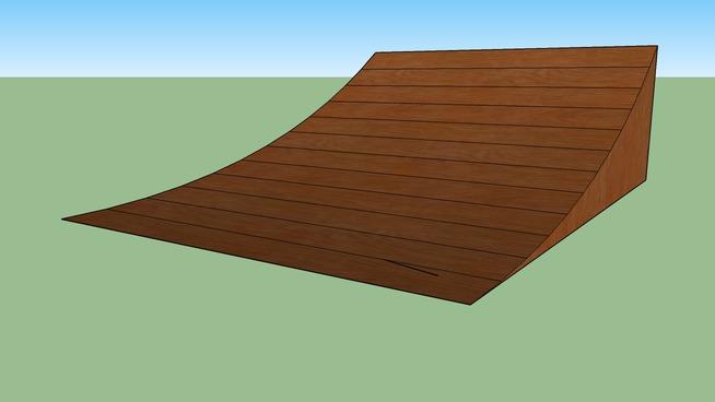 houten schans
