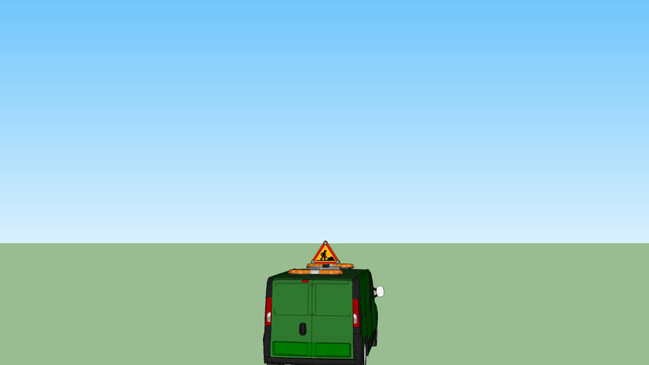 Camion de sevices