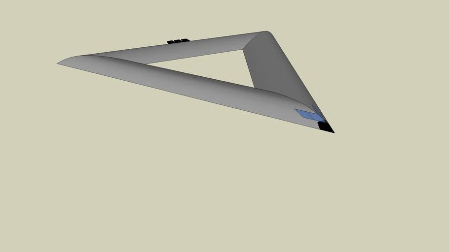 Futuristic Airliner #2