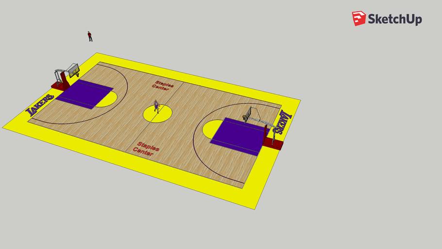 Cancha Lakers