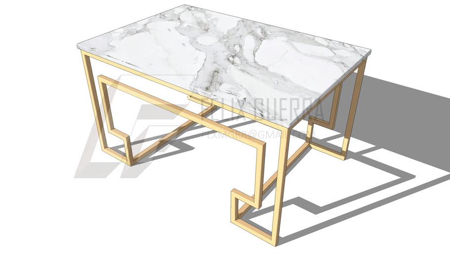 Geo_Coffee Table