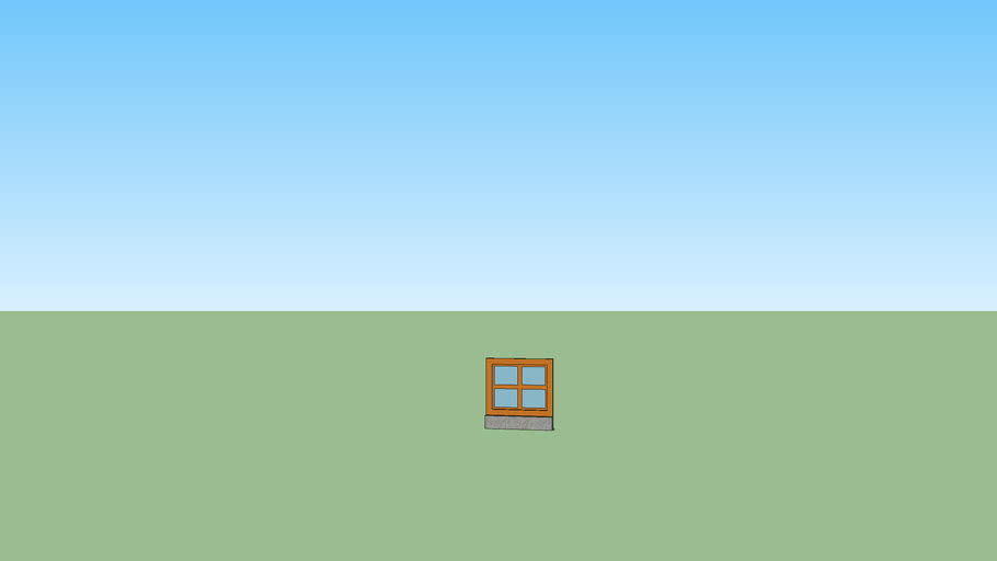 toilet raam huis