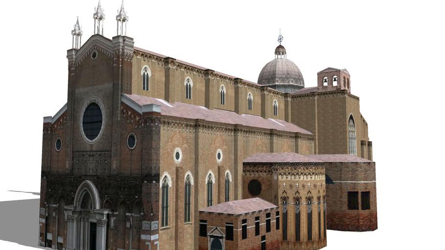 Basilica Santi Giovanni e Paolo, Venice