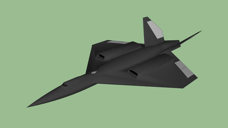 B-5 Black Ghost