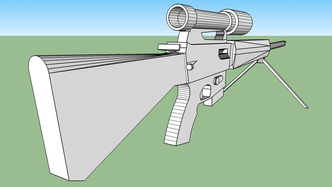 M16 sniper thing